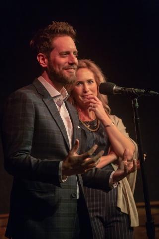 Chris and Sarah Blackburn