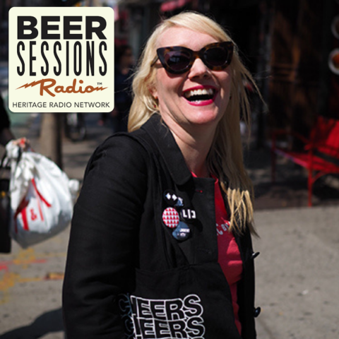 Ann Reilly of the NYC Brewers Guild