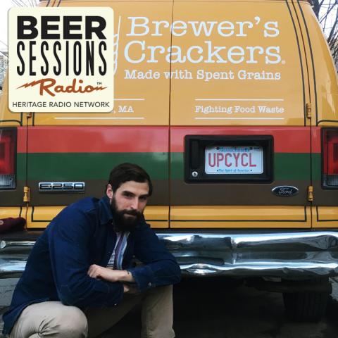 Kyle Fiasconaro of Brewer's Crackers