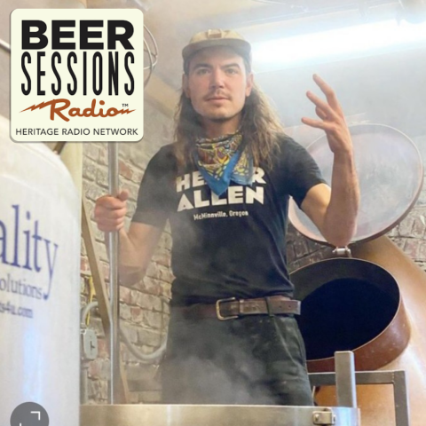 Jean Broillet from Tired Hands Brewing Company
