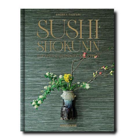 Sushi Shokunin Book Cover
