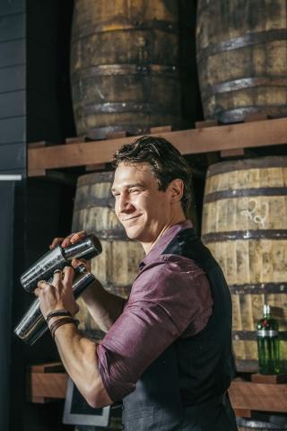 Adam Fournier, World Class sponsored by Diageo Bartender of the Year 2021