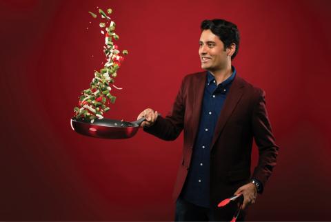 Bollywood Kitchen promotional shot