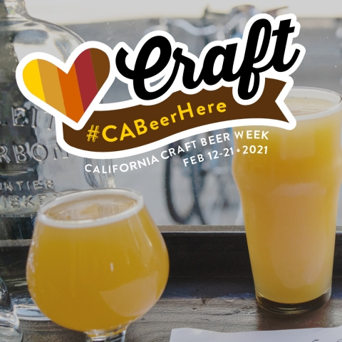 California Craft Beer Week Logo