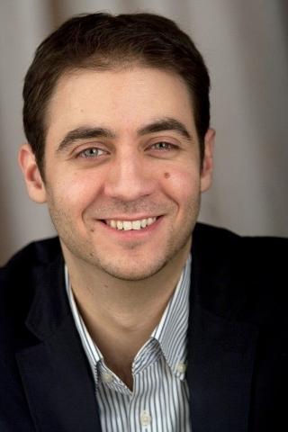 David Benzaquen headshot