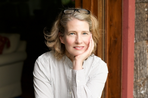 Emily Nunn, author of Department of Salad
