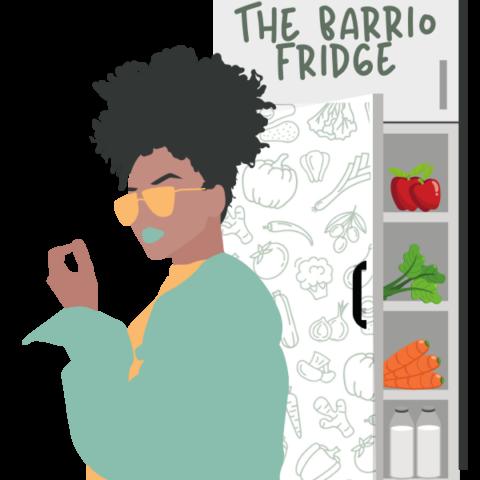The Barrio Fridge, East Harlem