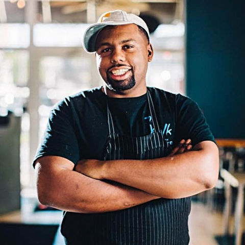 Chef Gregory Collier