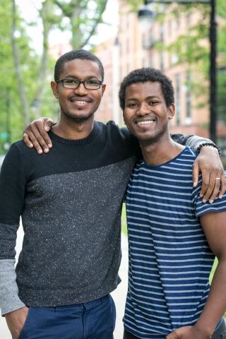 Mohammed Diallo & Ibrahima Diallo