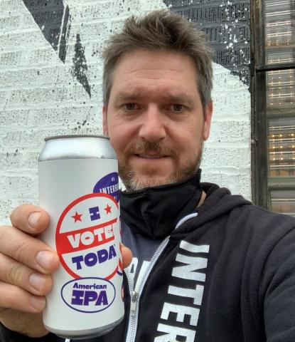 I Voted Today IPA