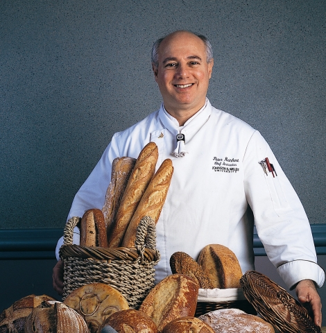 Peter Reinhart, Chef on Assignment at Johnson & Wales University