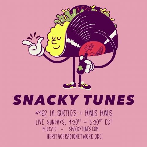 Snacky Tunes 462