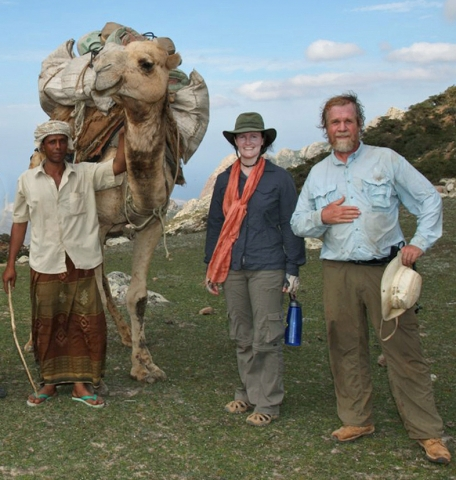 Mark with a Camel