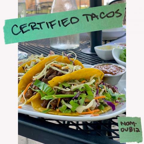 Certified Tacos