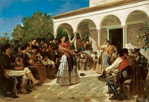 Spanish Roma