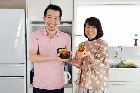 Marc Matsumoto & Maki Ogawa