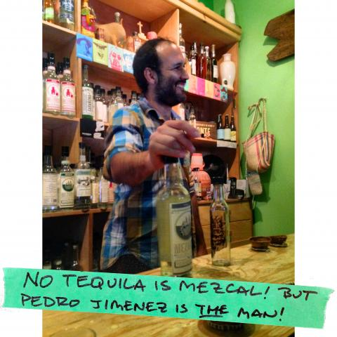 No Tequila is Mezcal