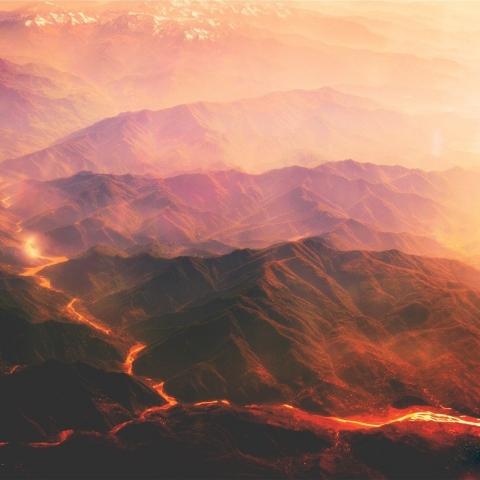 Lava flows to L.A.